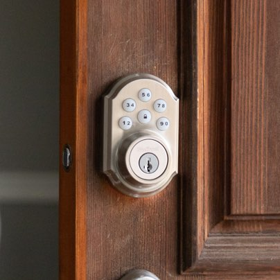 Pensacola security smartlock